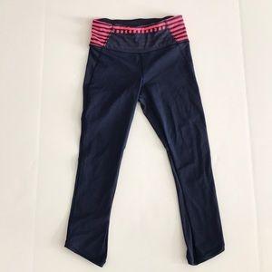 Lululemon Capri blue pants